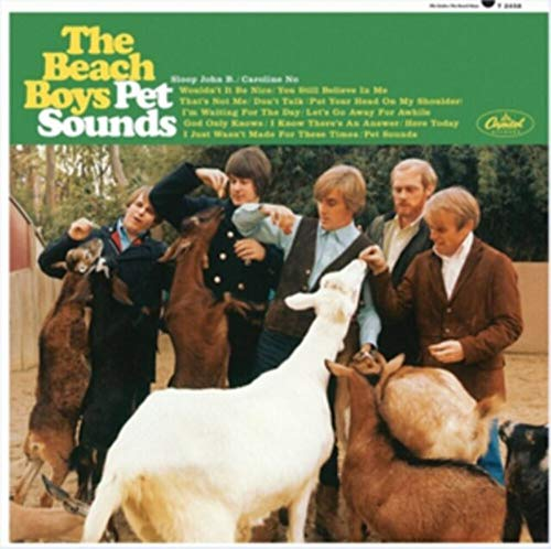 Beach Boys: Pet Sounds (Stereo) [Winyl]