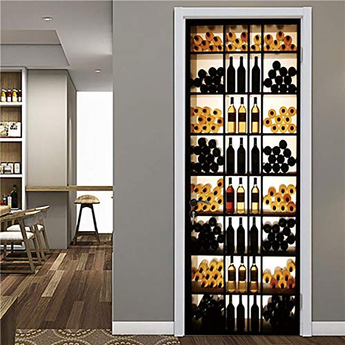 vinoteca de pared de la marca RYBNNP