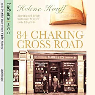 Couverture de 84 Charing Cross Road