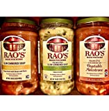 Raos, Soup, Italian Wedding,