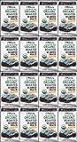 Kim's USDA Organic Seaweed (Nori) Snacks (16 pack) USA version