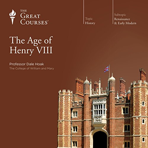 The Age of Henry VIII audiobook cover art