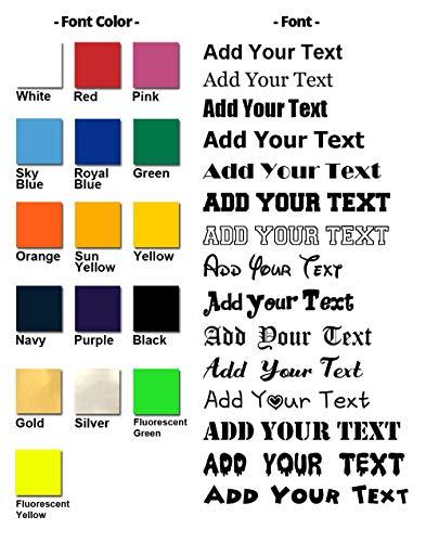 Circular Custom T Shirts Add Your Own Text Message Ultra Soft Unisex Cotton T Shirt [Black/M]