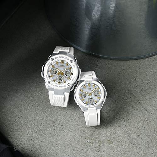 [カシオ]腕時計ジーショック×ベビージーペアセットG-STEEL&G-MSGST-W300-7AJF/MSG-W100-7A2JF