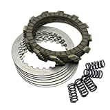 Tusk Clutch Kit with Heavy Duty Springs - Fits: Honda CR500R 1990-2001