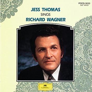 朝はばら色に輝き ジェス・ト-マス,ワ-グナーを歌う
