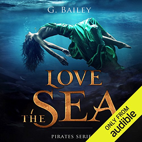 Love the Sea audiobook cover art