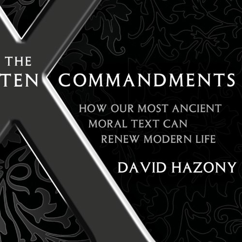 The Ten Commandments cover art