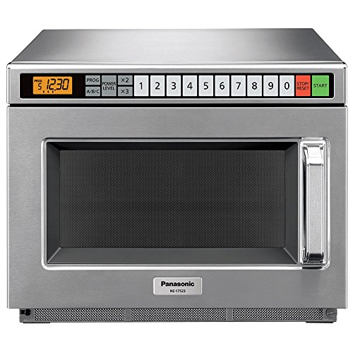 Commercial Microwave - Heavy Duty, High Wattage 1700 Watts