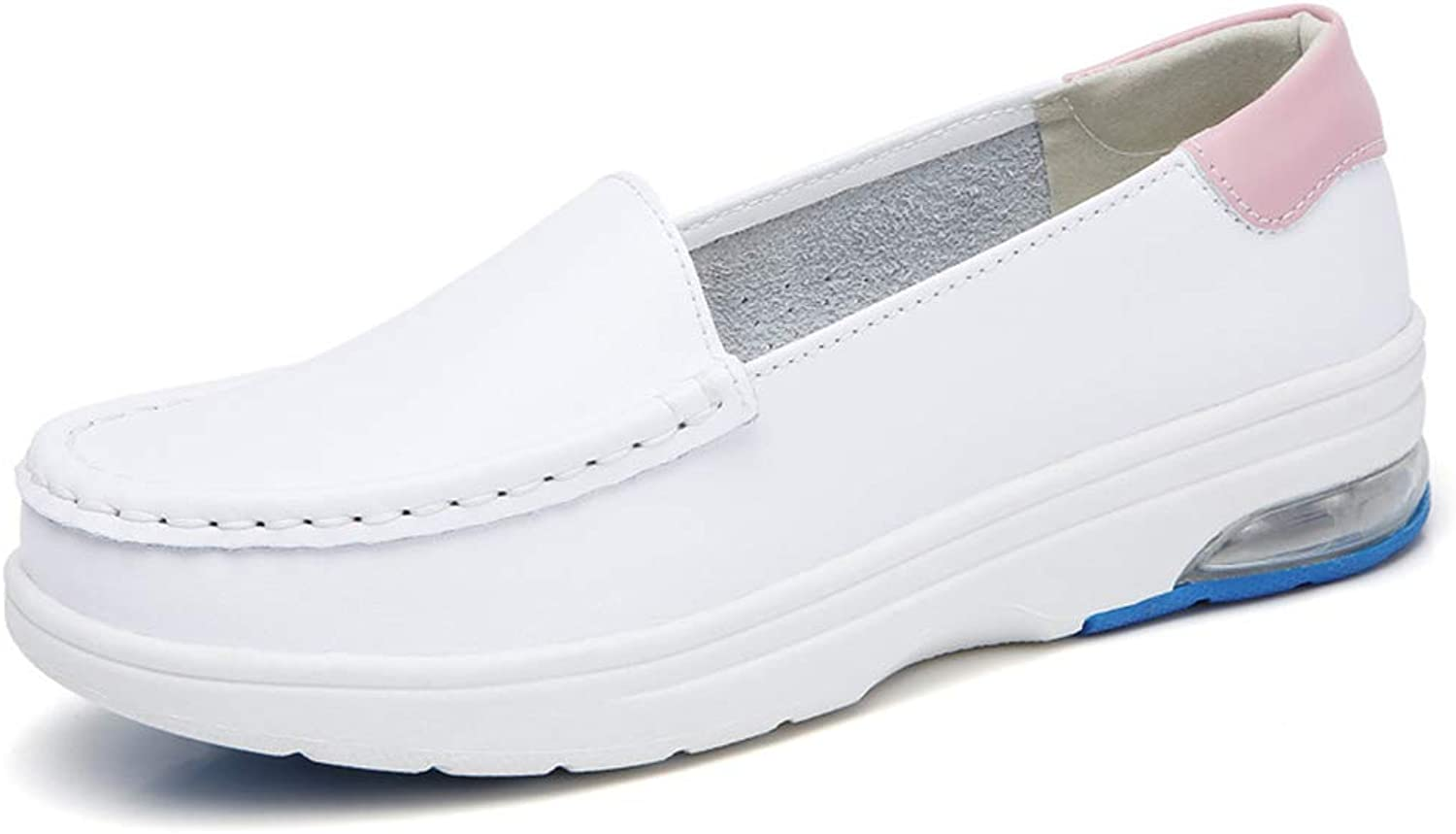 Sunny Day Women's Classic Flats Memory Foam Cushioned Soft Daily Slip-on Casual Sneaker Flat shoes