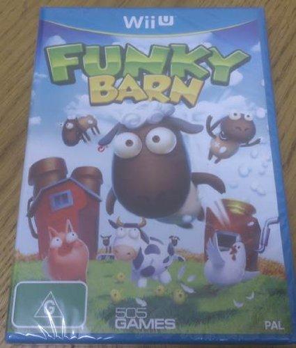 Funky Barn (Wii U) [Importación Inglesa]