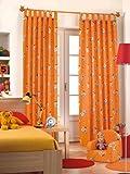Original Disney Winnie The Pooh & Tiger 1St. XXL Listo de Cortina//Cortinas L...