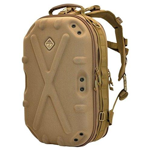 Hazard 4 Pillbox Hardshell Backpack, Coyote, One Size, BKP-PBX-CYT