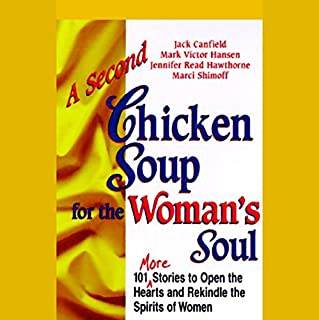 A Second Chicken Soup for the Woman's Soul audiobook cover art