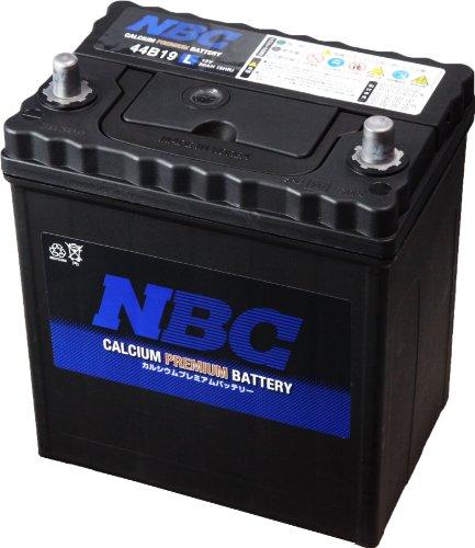 NBC [ エヌビーシー ] 国産車バッテリー [ NBC PREMIUM ] NBC 44B19L