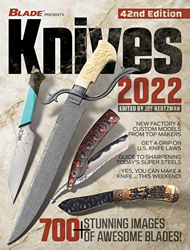 Knives 2022, 42nd Edition (English Edition)
