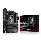 ASUS ROG STRIX B460-H GAMING, Scheda madre Gaming Intel B460 LGA 1200 ATX, AI Networking, Intel 1Gb Ethernet, dual M.2, USB 3.2 Gen 2x2, SATA e AURA Sync RGB
