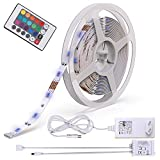 B.K.Licht LED Strip 5m, LED Stripes, Lichterkette,...