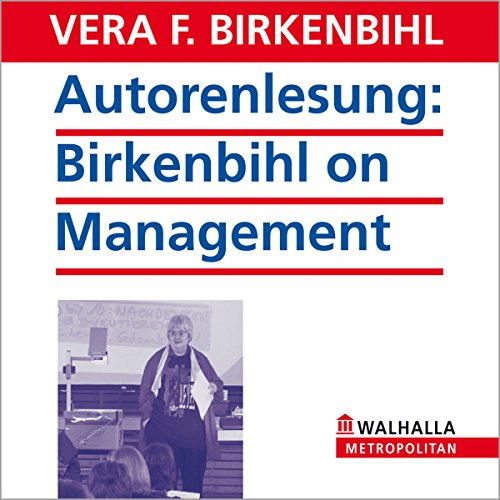 Autorenlesung: Birkenbihl on Management audiobook cover art