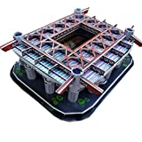 Zoom IMG-1 puzzle 3d stadio san siro