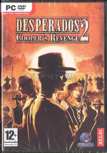 Desperados 2 coopers revenge - PC - UK