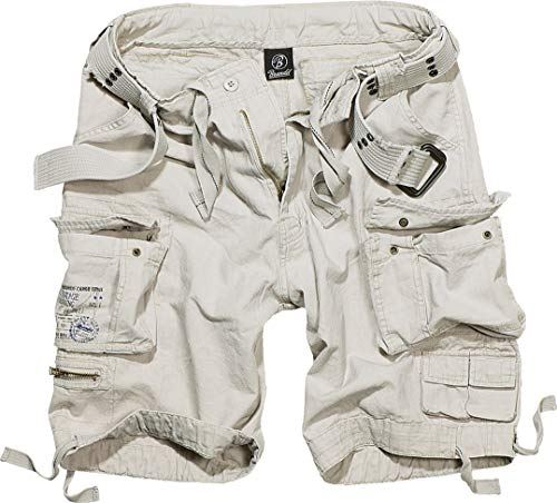 Brandit Savage Vintage Gladiator Short Old White L