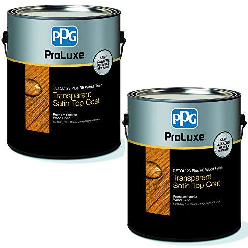 Sikkens Proluxe Cetol 23 Plus 077 Cedar 2 Gallon Pack