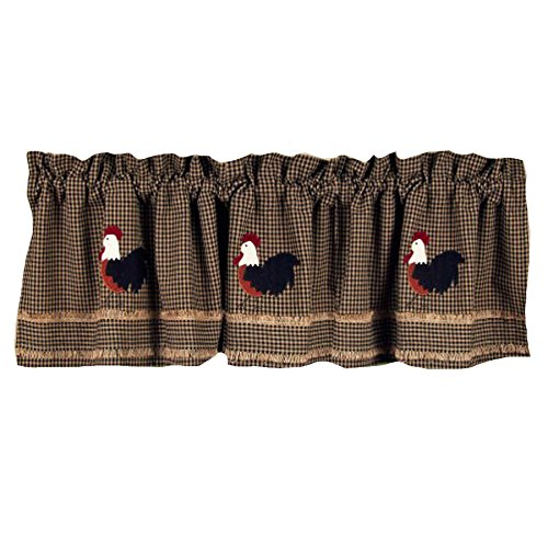 Amazon Com Home Collection By Raghu Rise And Shine Rooster Oat