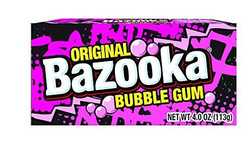 Bazooka Original Bubble Gum (113g)