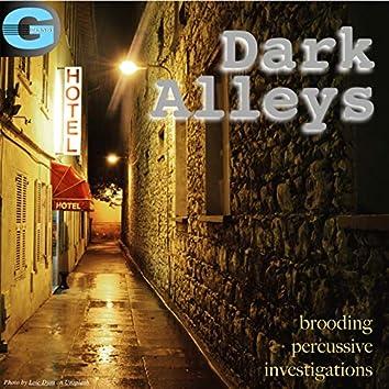 Dark Alleys, Vol. 1: Brooding Percussive Investigations