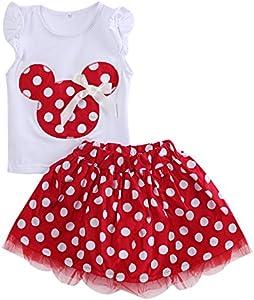 Ropa Bebe NiñA Verano Vestidos Estilo Princesa Ropa Fiesta De Dibujos Animados Lindo Mini Vestido 2 Piezas 2021 MáS Nuevos