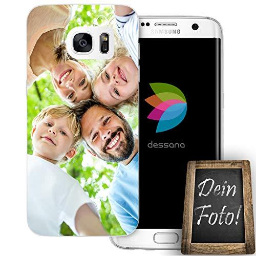 dessana - Cover trasparente con palla da basket per Samsung Galaxy S Note, colore: Trasparente