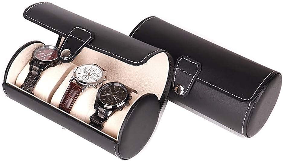 erddcbb Jewelry Watch Box Free shipping on Recommendation posting reviews Organizer 3 Orga Travel Wristwatch
