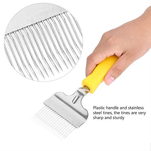 Best Design K Bee Keeping Stainless Steel Honey Comb Beekeeping Uncapping, Bee Keeping Honey - Hive Tool Stainless, Stainless Steel Bowl, Bee Comb, Beekeeping Supplies, Bee Keeping, Watches Citizen