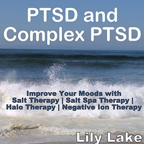 PTSD and Complex PTSD audiobook cover art