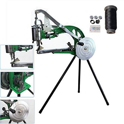YEQIN Máquina de reparación de calzado para máquina de coser manual