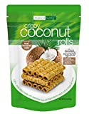 2 pack Tropical Fields Crispy Coconut Rolls