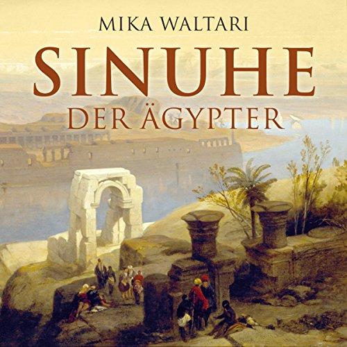 Sinuhe der Ägypter audiobook cover art