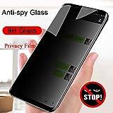 QQFTCM [3 Piezas] Vidrio de privacidad Anti espía, para Samsung J7 2017 EU J730 Protector de Pantalla Anti pío para Samsung Galaxy J5 2016 J510 J3 Pro 2017 Vidrio-J710 J7 2016