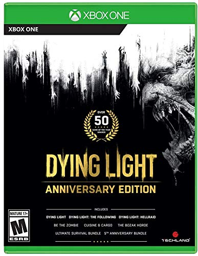 Dying Light Anniversary Edition - Xbox One