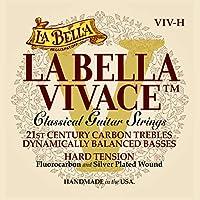 La Bella(ラベラ) クラシックギター弦 Vivace VIV-H ハードテンション