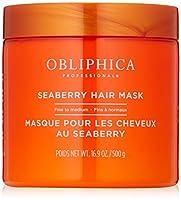 Obliphica Professional ミディアムSeaberryマスクにファイン、16.9オンス