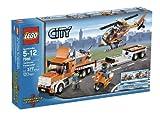 LEGO City 7686 - Transporte de helicópteros