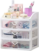 Household Necessities/Cosmetic Rack Desktop Manager Transparent Large Capacity Cosmetics Storage Rack Multi Functional Mak...