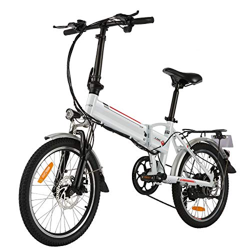 Bikefun Electric Mountain e-Bike