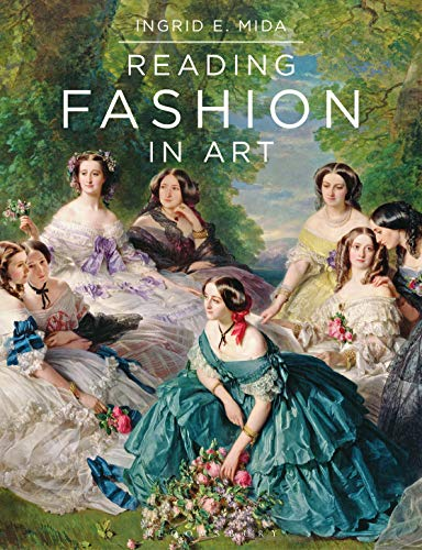 Compare Textbook Prices for Reading Fashion in Art  ISBN 9781350032705 by Mida, Ingrid E.