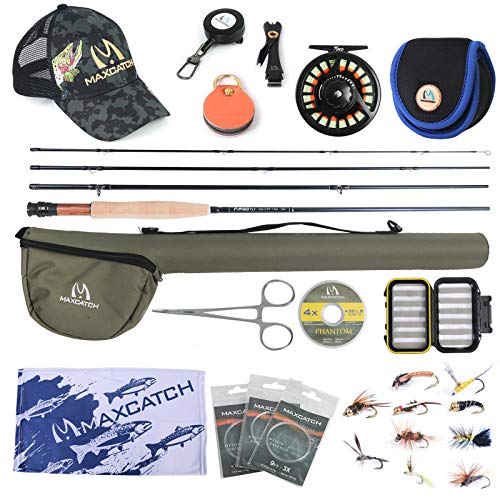 Maxcatch Fly Fishing Rod