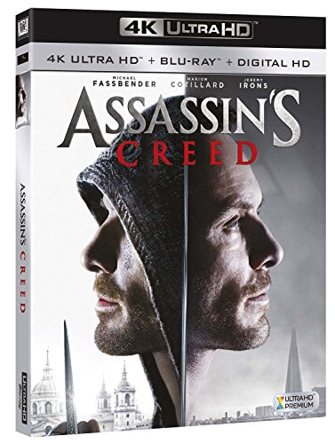 Assassin'S Creed (4K+Br)