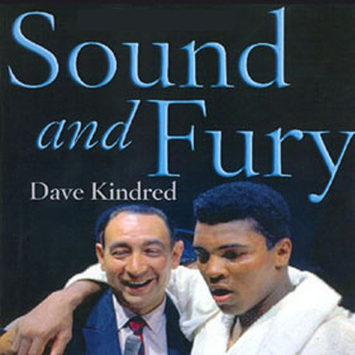 Sound and Fury audiobook cover art