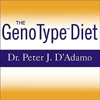 The GenoType Diet audiobook cover art